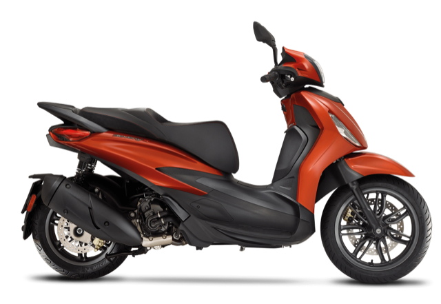 Scooters 300/400 ccm
